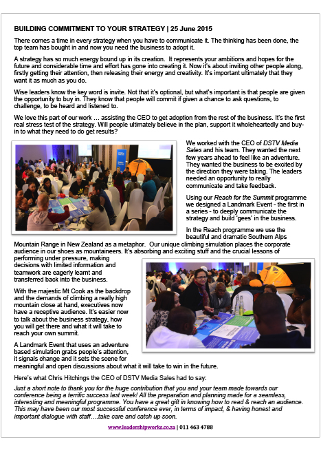 Strategy-Commitment-DSTV-LeadershipWorks