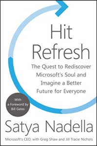 Hit Refresh Book Company Culture Organisational Health