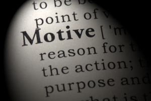 Motive meaning